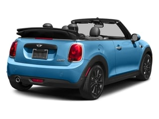 Electric Blue Metallic 2018 MINI Convertible Pictures Convertible Cooper FWD photos rear view