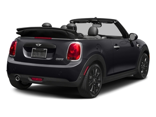Lapisluxury Blue 2018 MINI Convertible Pictures Convertible Cooper FWD photos rear view