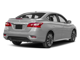Brilliant Silver 2018 Nissan Sentra Pictures Sentra SR Turbo Manual photos rear view