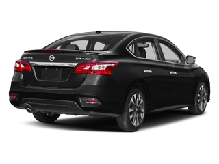 Super Black 2018 Nissan Sentra Pictures Sentra SR Turbo Manual photos rear view