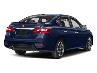 Deep Blue Pearl 2018 Nissan Sentra Pictures Sentra SR Turbo Manual photos rear view