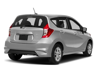 Brilliant Silver 2018 Nissan Versa Note Pictures Versa Note 2018.5 SV CVT photos rear view