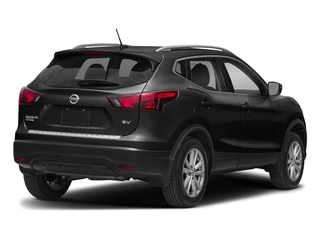 Magnetic Black 2018 Nissan Rogue Sport Pictures Rogue Sport FWD S photos rear view