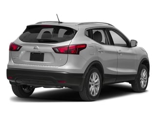 Brilliant Silver 2018 Nissan Rogue Sport Pictures Rogue Sport FWD S photos rear view