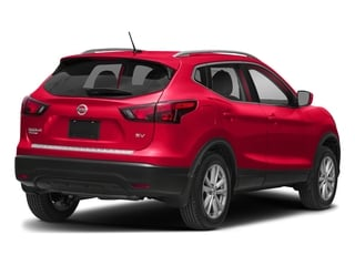 Palatial Ruby 2018 Nissan Rogue Sport Pictures Rogue Sport FWD S photos rear view