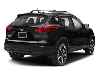 Magnetic Black 2018 Nissan Rogue Sport Pictures Rogue Sport Utility 4D SL AWD photos rear view