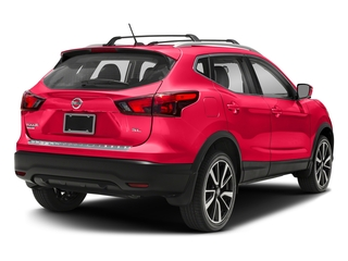 Palatial Ruby 2018 Nissan Rogue Sport Pictures Rogue Sport Utility 4D SL AWD photos rear view