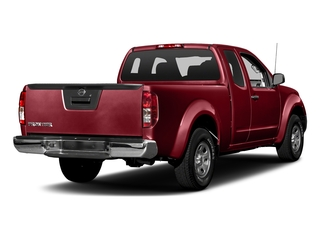 Cayenne Red 2018 Nissan Frontier Pictures Frontier King Cab S 2WD photos rear view