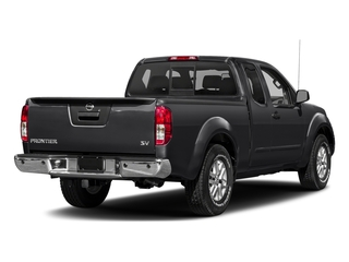 Magnetic Black 2018 Nissan Frontier Pictures Frontier King Cab 4x2 SV V6 Auto photos rear view