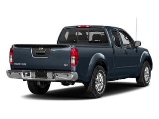 Arctic Blue Metallic 2018 Nissan Frontier Pictures Frontier King Cab 4x2 SV V6 Auto photos rear view