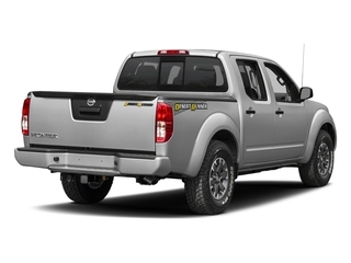 Brilliant Silver 2018 Nissan Frontier Pictures Frontier Crew Cab Desert Runner 2WD photos rear view