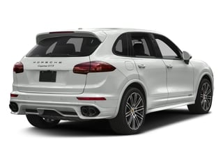 White 2018 Porsche Cayenne Pictures Cayenne Utility 4D GTS AWD V6 Turbo photos rear view