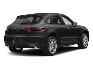 Custom Color 2018 Porsche Macan Pictures Macan Utility 4D AWD I4 Turbo photos rear view