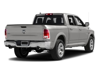 Bright Silver Metallic Clearcoat 2018 Ram Truck 1500 Pictures 1500 Laramie 4x2 Crew Cab 5'7 Box photos rear view