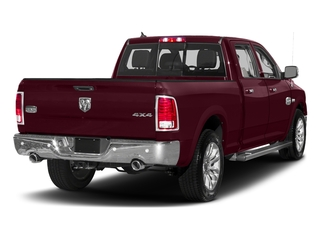 Delmonico Red Pearlcoat 2018 Ram Truck 1500 Pictures 1500 Longhorn 4x2 Crew Cab 6'4 Box *Ltd Avail* photos rear view