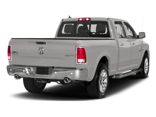 Bright Silver Metallic Clearcoat 2018 Ram Truck 1500 Pictures 1500 Longhorn 4x2 Crew Cab 6'4 Box *Ltd Avail* photos rear view