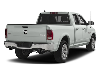 Bright White Clearcoat 2018 Ram Truck 1500 Pictures 1500 Laramie 4x2 Quad Cab 6'4 Box photos rear view