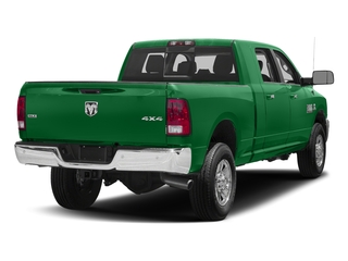 Bright Green 2018 Ram Truck 3500 Pictures 3500 Mega Cab SLT 4WD photos rear view