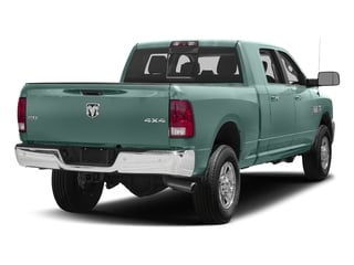 Light Green 2018 Ram Truck 3500 Pictures 3500 Mega Cab Bighorn/Lone Star 2WD photos rear view