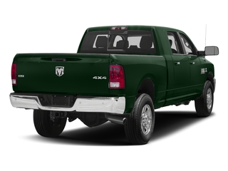 Timberline Green Pearlcoat 2018 Ram Truck 3500 Pictures 3500 Mega Cab Bighorn/Lone Star 2WD photos rear view