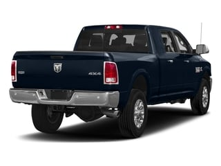 True Blue Pearlcoat 2018 Ram Truck 3500 Pictures 3500 Limited 4x4 Mega Cab 6'4 Box photos rear view