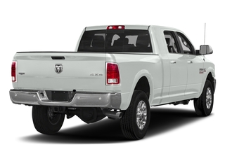 Bright White Clearcoat 2018 Ram Truck 3500 Pictures 3500 Limited 4x4 Mega Cab 6'4 Box photos rear view