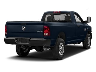 True Blue Pearlcoat 2018 Ram Truck 3500 Pictures 3500 Regular Cab SLT 2WD photos rear view