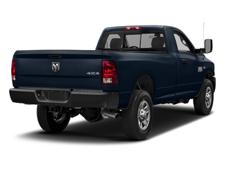 True Blue Pearlcoat 2018 Ram Truck 3500 Pictures 3500 Tradesman 4x2 Reg Cab 8' Box photos rear view