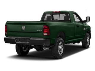 Timberline Green Pearlcoat 2018 Ram Truck 3500 Pictures 3500 Tradesman 4x2 Reg Cab 8' Box photos rear view