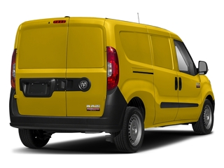 Broom Yellow 2018 Ram Truck ProMaster City Cargo Van Pictures ProMaster City Cargo Van Tradesman Van photos rear view