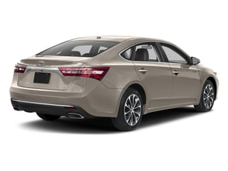 Creme Brulee Mica 2018 Toyota Avalon Pictures Avalon Sedan 4D Touring photos rear view