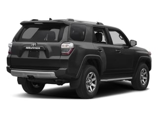 Magnetic Gray Metallic 2018 Toyota 4Runner Pictures 4Runner TRD Off Road 4WD photos rear view