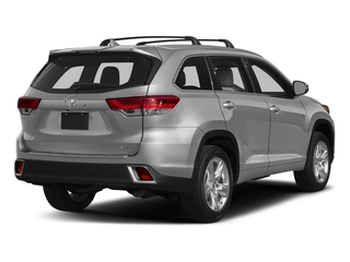 Celestial Silver Metallic 2018 Toyota Highlander Pictures Highlander Utility 4D Limited 4WD V6 photos rear view