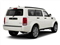 Stone White 2010 Dodge Nitro Pictures Nitro Utility 4D SXT 4WD photos rear view