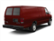 Royal Red Metallic 2010 Ford Econoline Wagon Pictures Econoline Wagon Super Duty Extended Wagon XL photos rear view