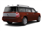 Cinnamon Metallic 2010 Ford Flex Pictures Flex Wagon 4D SEL EcoBoost AWD photos rear view