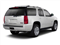 Pure Silver Metallic 2010 GMC Yukon Pictures Yukon Utility 4D SLE 4WD photos rear view