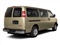 Sand Beige Metallic 2011 GMC Savana Passenger Pictures Savana Passenger Savana LS 135 photos rear view