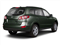Black Forest Green 2011 Hyundai Santa Fe Pictures Santa Fe Utility 4D GLS 2WD photos rear view