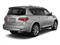 Liquid Platinum 2011 INFINITI QX56 Pictures QX56 Utility 4D 2WD photos rear view