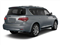 Platinum Graphite 2011 INFINITI QX56 Pictures QX56 Utility 4D 2WD photos rear view