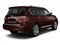 Dark Currant 2011 INFINITI QX56 Pictures QX56 Utility 4D 2WD photos rear view