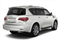 Moonlight White 2011 INFINITI QX56 Pictures QX56 Utility 4D 2WD photos rear view