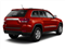 Inferno Red Crystal Pearl 2011 Jeep Grand Cherokee Pictures Grand Cherokee Utility 4D Limited 2WD photos rear view