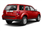 Sangria Red 2011 Mazda Tribute Pictures Tribute Utility 4D s 4WD photos rear view