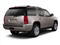 Mocha Steel Metallic 2012 GMC Yukon Pictures Yukon Utility 4D SLT 4WD photos rear view