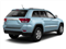 Winter Chill Pearl 2012 Jeep Grand Cherokee Pictures Grand Cherokee Utility 4D Overland 4WD photos rear view