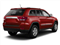 Deep Cherry Red Crystal Pearl 2012 Jeep Grand Cherokee Pictures Grand Cherokee Utility 4D Overland 4WD photos rear view