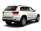 Stone White 2012 Jeep Grand Cherokee Pictures Grand Cherokee Utility 4D Overland 4WD photos rear view