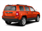 Copperhead Pearl 2012 Jeep Patriot Pictures Patriot Utility 4D Limited 2WD photos rear view